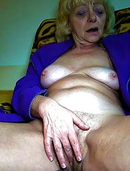 Venerable granny simulate