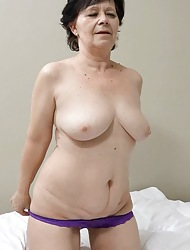 Milf with the addition of titillating maturing